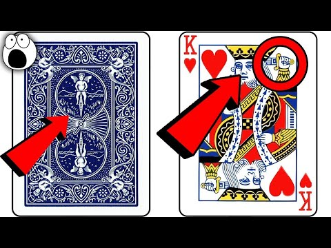 Top 10 Things You Don't Know About Playing Cards