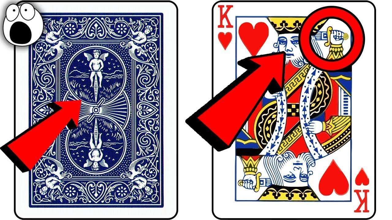 20 Things You Didnt Know About Play >> Things You Don T Know About Playing Cards Youtube