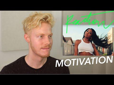 NORMANI MOTIVATION REACTION