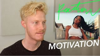 NORMANI MOTIVATION REACTION
