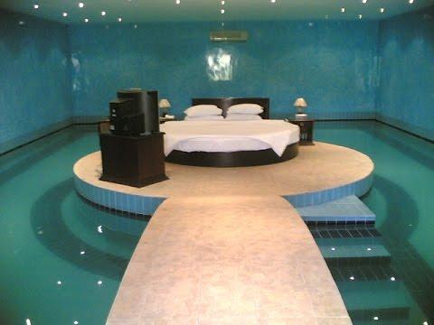 غرف نوم رومانسية للعرسان   افكار لتزين غرفة النوم للعرسان   غرف