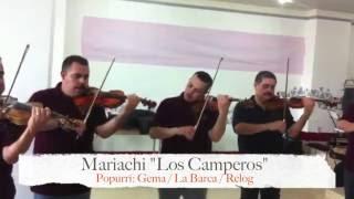 LOS CAMPEROS  Gema/La Barca/Reloj