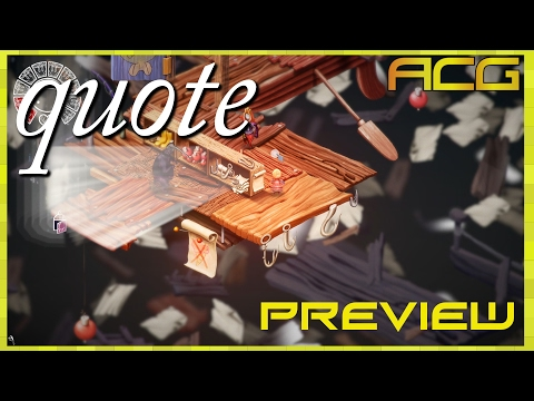 Quote Preview PC Early Access