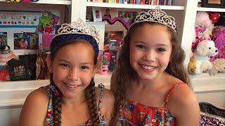 Olivia & Sierra's ROOM TOUR!!  (Haschak Sisters)