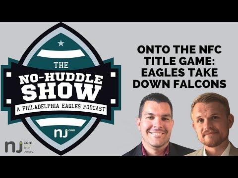 NFL Playoffs: Eagles vs. Falcons recap
