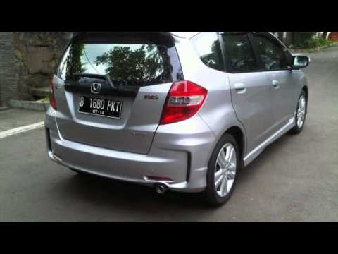 Honda Jazz Rs 2013 Indonesia Youtube