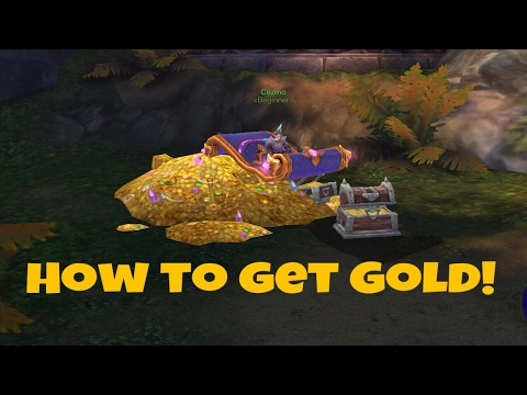 3 Ways to Make Gold in Crusaders of Light!