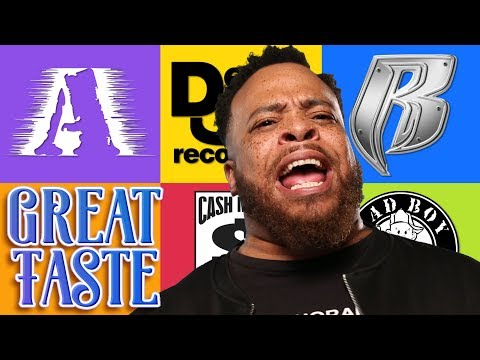 The Best Rap Label | Great Taste