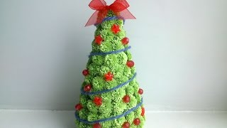 Quilling Сhristmas decorations: make beautiful Quilling Christmas tree