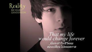 Baixar เพลงสากลแปลไทย #116#  Reality - Richard Sanderson (Lyrics&Thaisub) ♪♫♫ ♥