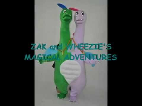 Zak And Wheezie's Magical Adventures Funding