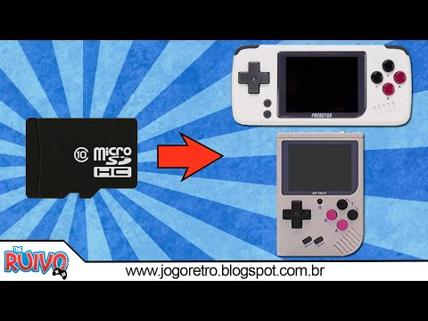Bittboy e Pocket GO - Como instalar Custom Firmware CFW (TUTORIAL COMPLETO) thumbnail