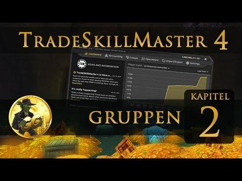 WoW TSM Auctioning (Gruppen) - World of Warcraft TSM