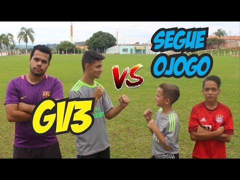Desafio 2 VS 2 (Segue o Jogo vs Guilherme Vicente)