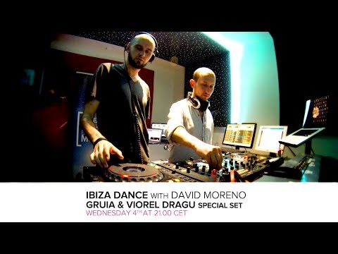 Viorel Dragu & Gruia Live at Ibiza Global Radio 04.06.2014