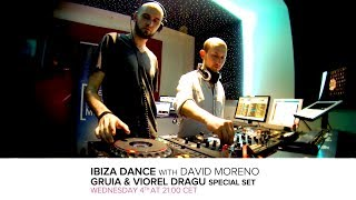 Viorel Dragu & Gruia Live at Ibiza Global Radio 04.06.2014