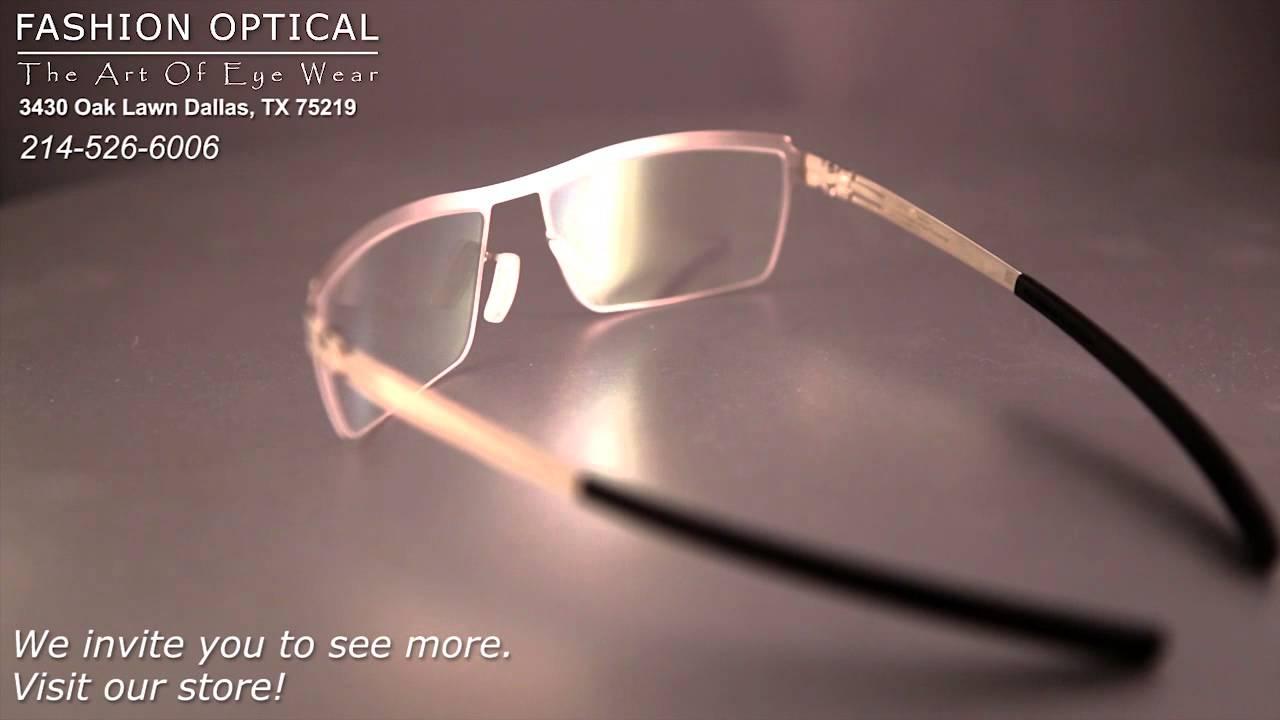 Eyeglasses dallas - Ic Berlin Screwless Eyewear Ic Berlin Optical Frames Ic Berlin Eyeglasses