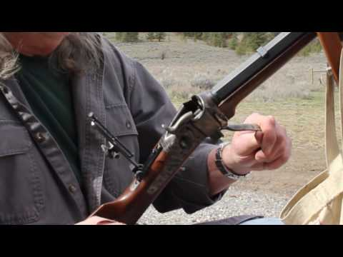 1874 Shiloh Sharps In 45-70, The Rifle