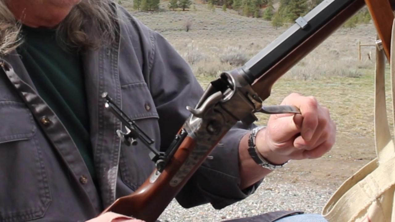 1874 Shiloh Sharps in 45-70, The Rifle