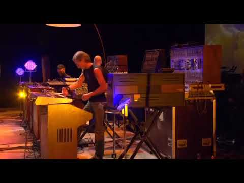 Jean Michel Jarre Oxygene Live In Your Living Room Youtube
