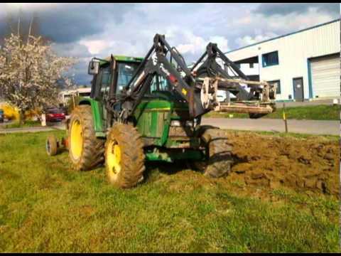 Le tracteur et les travaux agricoles youtube - Cars et les tracteurs ...