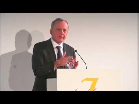 Klaus J. Jacobs Awards 2016 Acceptance Speech Prof. Orazio P. Attanasio