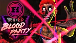 Obstacle Corpses - Ben and Ed: Blood Party Gameplay Part 2