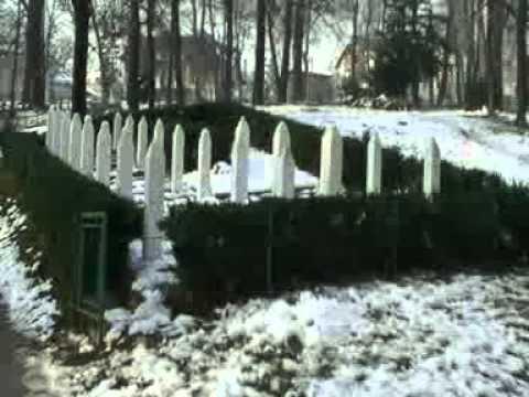 Viaggio nei Balcani. Sarajevo (BOS). 00170 - parco cimitero