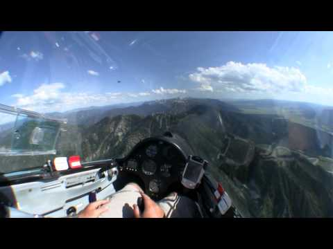 3 Gliders Racing Salt River Range in 2011 Nationals Championship