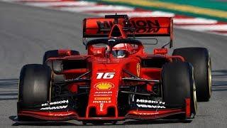 Formula 1 2019 mod 2018 карьера гран при Бразилии гонка