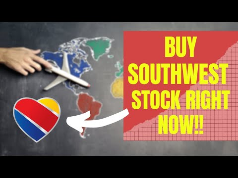 Southwest Airlines Stock | LUV Stock | Why You MUST Buy Now | South West Airlines Stock News