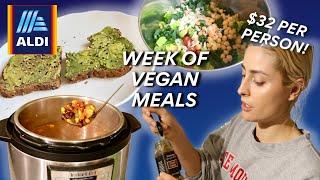 Week of Vegan Meals for Two People! $32/ each