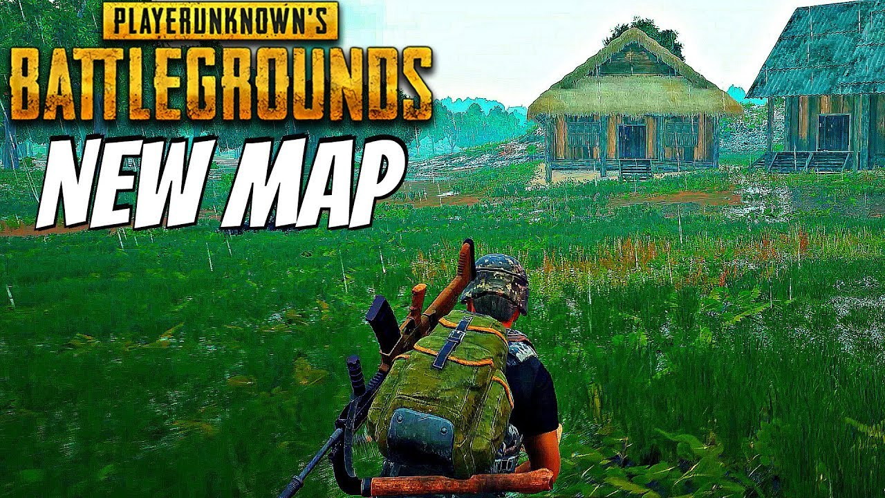 Playerunknown S Battlegrounds Maps Loot Maps Pictures: NEW PUBG MAP – Codename Savage