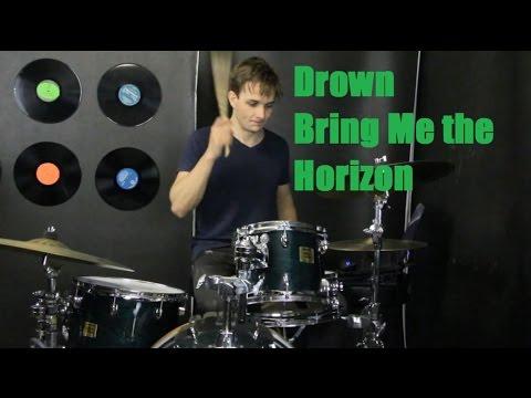 Drown Drum Tutorial - Bring Me the Horizon - YouTube