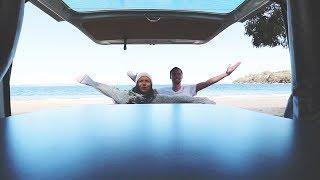Weltreise Tag 634 • 1. Tag im Van! • Tasmanien • Vlog #096