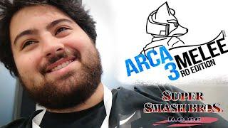 La compétition Super Smash Bros. Melee en France - Arcamelee III à Lyon