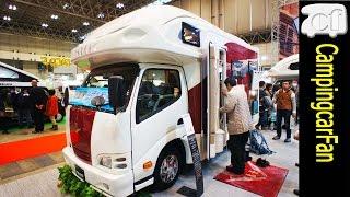 【クレア5.3Z エボリューション】急速充電が可能な電装システムを搭載したスタンダードキャブコン Japanese camping car motorhome thumbnail