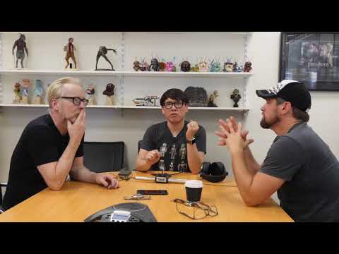 Weekend in Wellington - Still Untitled: The Adam Savage Project - 1/16/18