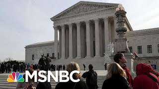 Supreme Court Allows Vulgar-Sounding Brand To Obtain Trademark | Hallie Jackson | MSNBC