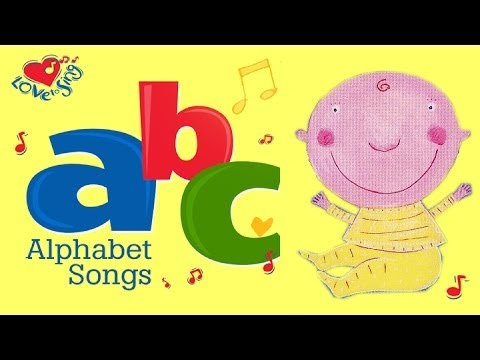 Alphabet Song | abc song | B Baby | Children Love to Sing Kids Songs