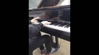 노희성 F. Liszt transcendental etude no.5 Feux follets