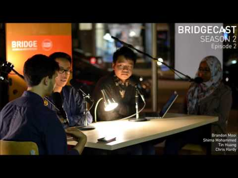 BRIDGECast Season 2 - Episode 2: Syria, Tesla, Cable vs Streaming, and Doctor Assisted Suicide