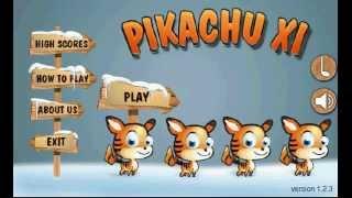 Маджонг Пикачу Коннект Pikachu XI игра