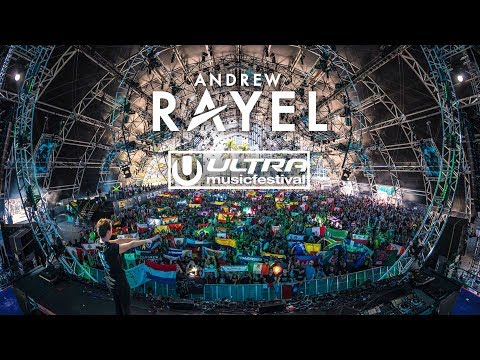 Andrew Rayel Live at Ultra Music Festival 2018 (A State Of Trance Stage)
