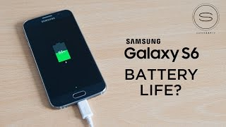Galaxy S6/S6 Edge Battery Life - Does it Suck? | SuperSaf TV