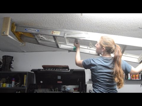 how-to-hang-a-ladder-from-the-ceiling