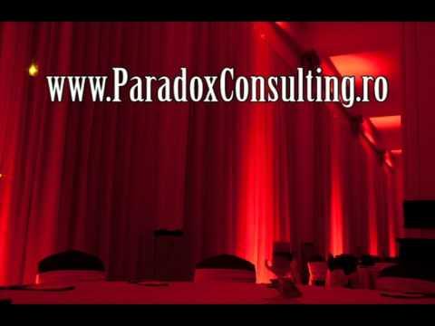 lumina ambientala cort Deva www.ParadoxConsulting.ro gobo monograme logo nunta from YouTube · Duration:  42 seconds
