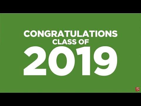 Transition Services Graduation - 2019