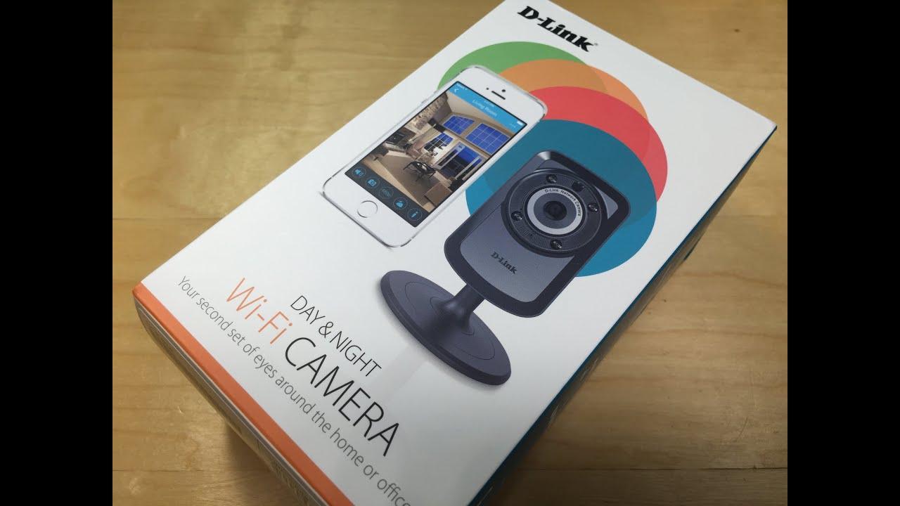 D-Link DCS-934L Wireless Camera Driver UPDATE