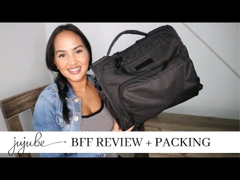 jujube-bff-what's-in-my-diaper-bag-+-review-|-black-out-|-ariellethalia